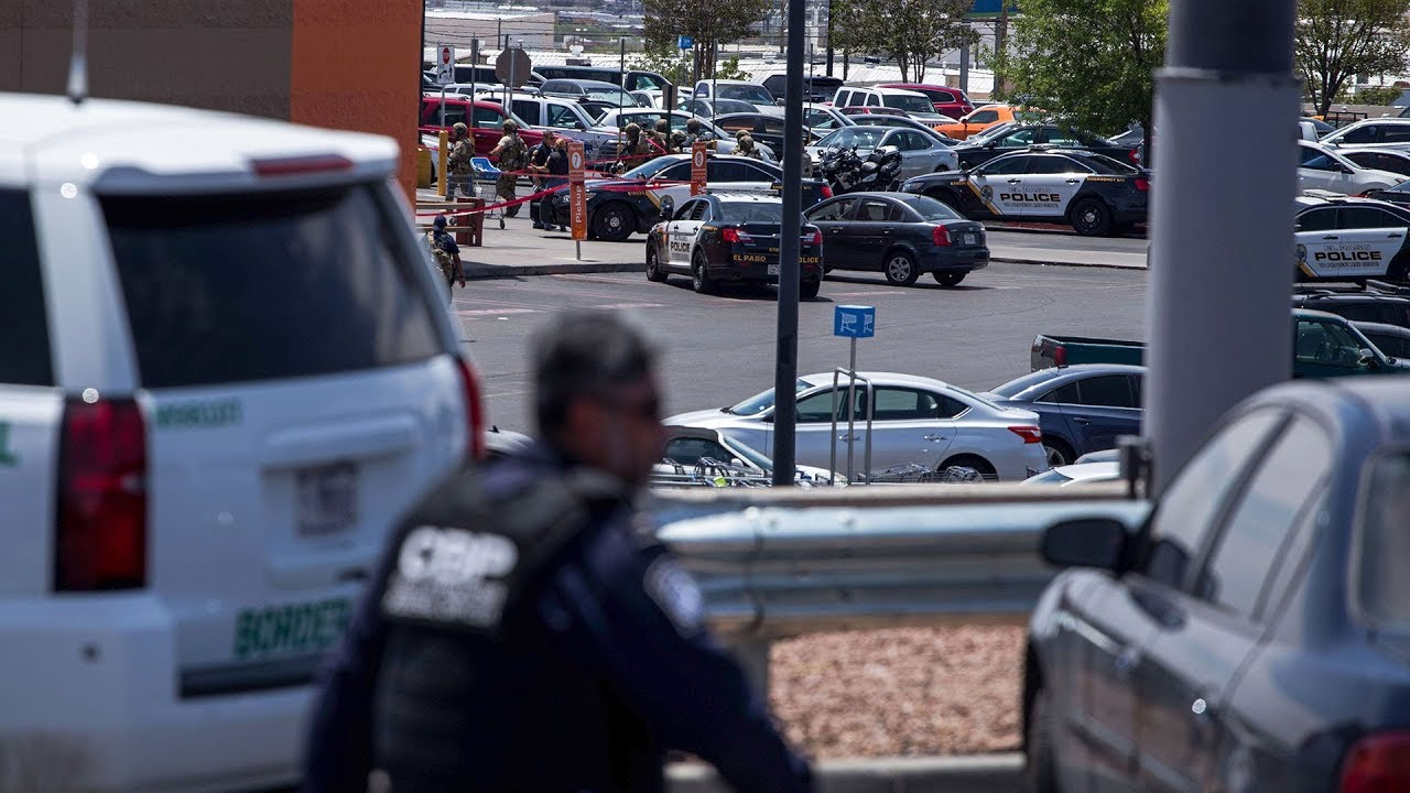 Watch live: Police respond to active shooter near El Paso mall