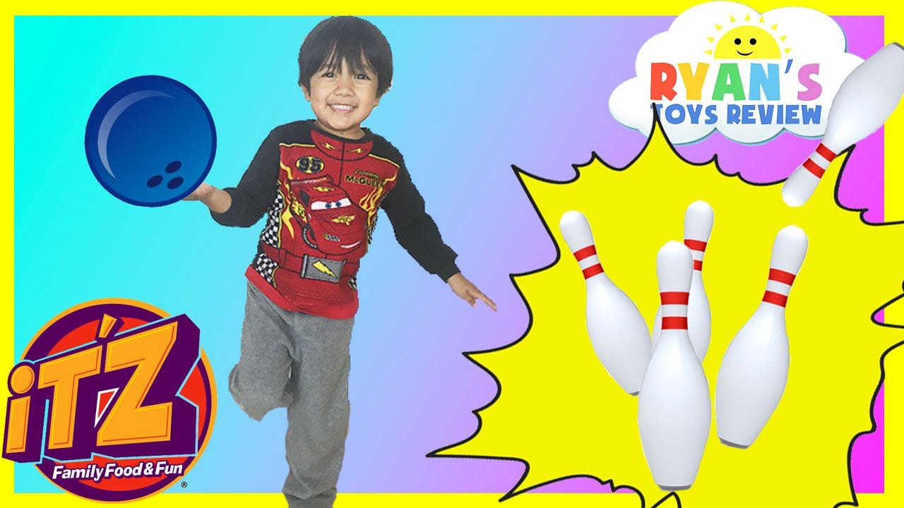 indoor family fun center for kids itz bowling car racing games and activities kids video youtube
