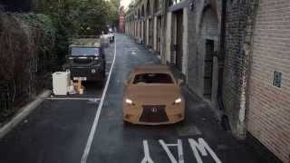 Lexus - The Origami Inspired Car Revealed