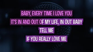 Love Never Felt So Good (Karaoke Version) - Michael Jackson feat. Justin Timberlake | TracksPlanet