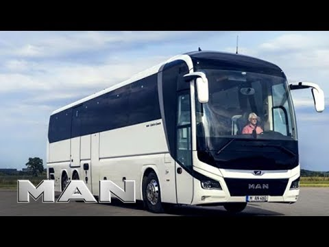 İşte yeni MAN Lion's Coach (VİDEO HABER)