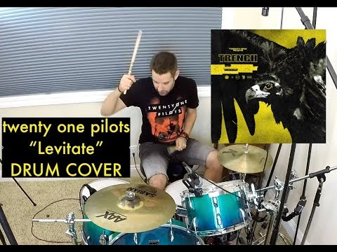 twenty one pilots - Levitate (NEW SONG 2018) - Drum Cover - Studio Quality (HD)