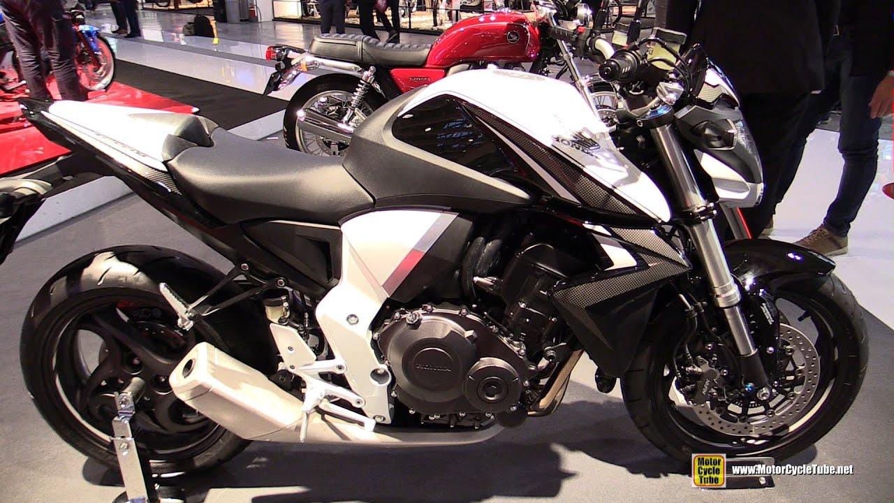 2016 Honda CB1000R - Walkaround - 2015 EICMA Milan - YouTube