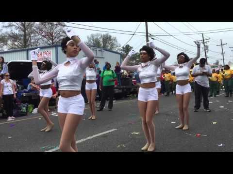 Mardi Gras Houma Louisiana 2015