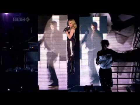Madonna 4 Minutes Radio 1s Big Weekend Live HD
