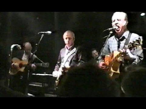 Notting Hillbillies – Concert: London (night 5 of 13) 1998
