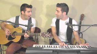 Timber Acoustic Cover Pitbull - Timber ft (Aidan And Dotan)