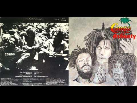 Congos - 1979 - Congo Ashanti [Congo Ashanty LP #CONGO 002 1979]