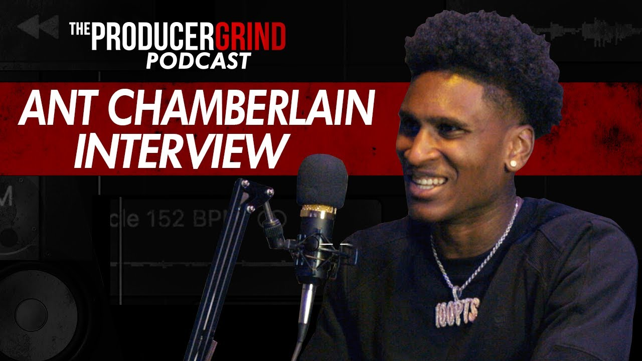 Ant Chamberlain Talks $20K Per Month Selling Beats Online, Beating a Recession, Joining Navy & M