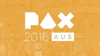 PAX Aus 2016: GameSpot Theatre Panels, Friday November 4