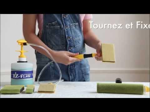 paint runner rouleau avec r servoir articles doovi. Black Bedroom Furniture Sets. Home Design Ideas