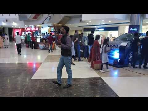 Signing off at India Auto Show 7th Edition 3rd Day at Forum Mall Chennai Anchor Thamizharasan RK