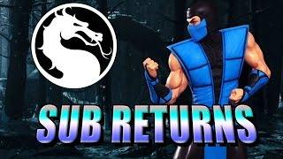 SUB ZERO RETURNS: Mortal Kombat X - Online Ranked Matches