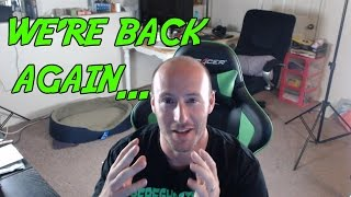 We're Back from Disney Infinity & Roblox