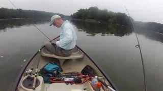 river bend state park fishing in va