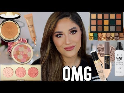 FULL FACE OF MILANI MAKEUP | NEWEST LAUNCHES!