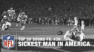 "Top 50 Sound FX | #39: ""Bless His Heart, He's Got to be the Sickest Man in America"" 