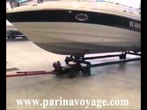 www.parinavoyage.com -  6 Tug winch electronic