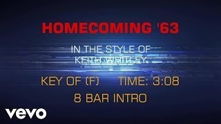 Keith Whitley - Homecoming