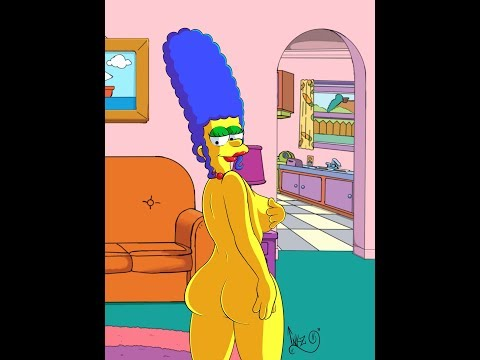 Drawing/Painting Sexy Marge Simpson Pin Up #2 from YouTube · Duration:  2 minutes 37 seconds