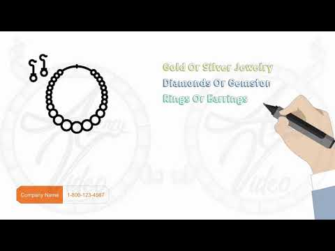 Video Creation Services | Agency-Video.com | Whiteboard Animation | Jeweler | Video NO 192