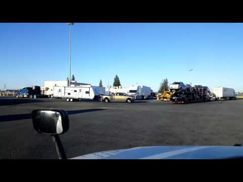 Bigrigtravels Live! - Sacramento to Lodi, California - Interstate 5 South - March 1, 2017