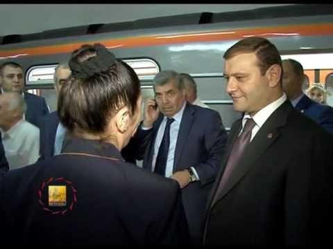 """Շրջայց մետրոպոլիտենում - TV programm """"MAYRAQAGHAQ"""" - 08.09.2012"""