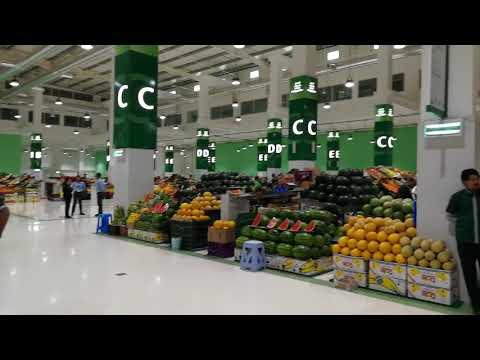 New Fruit & Vegetables Waterfront Market in Dubai