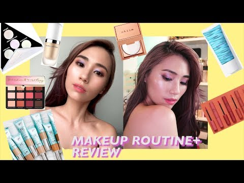Full Makeup Routine + Review with New Products at Sephora + Giveaways!