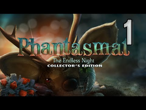 Phantasmat 3: The Endless Night CE [01] w/YourGibs - CAR CRASH TO THE PAST PROM - OPENING - Part 1