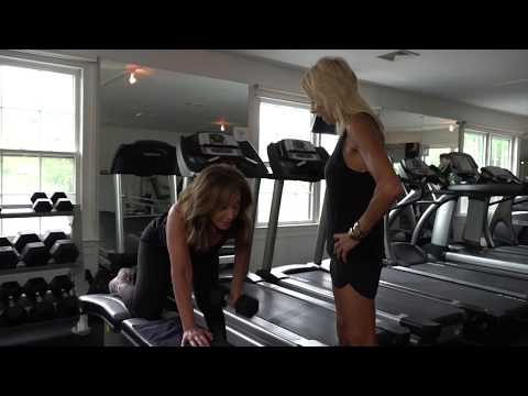 Rosanna Scotto Takes Us Behind The Scenes with her Personal Trainer MaryAnn Browning
