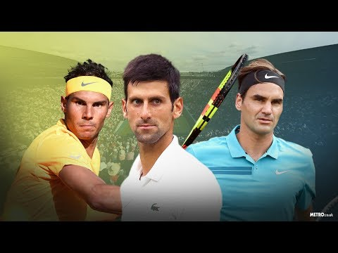 Novak, Rafa and Roger Feud