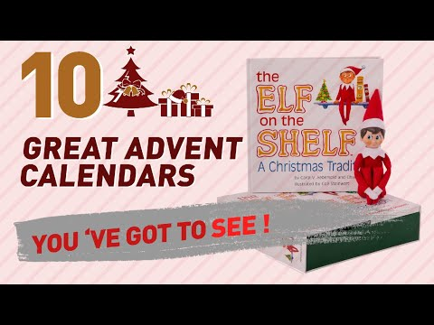 Most Wished For Advent Calendars  Christmas On Amazon UK
