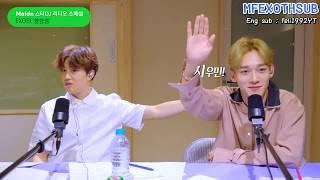 [THAISUB] 170724 คลิปพิเศษ Melon Radio - ดูโหงวเฮ้ง EXO (เฉิน ซูโฮ ไคและซิ่วหมิน) #MFTHSUB