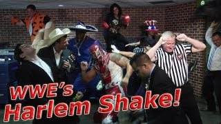 The Harlem Shake - WWE Edition