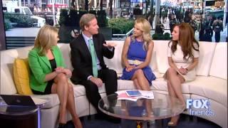 Heather Nauert, Maria Molina & Elizabeth Hasselbeck ATSS 4 1 14