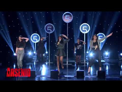 Fifth Harmony Perform 'Miss Movin' On' (Arsenio Hall Show)