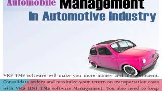 Best transportation management software India, TMS Software Auto Mobile Software India