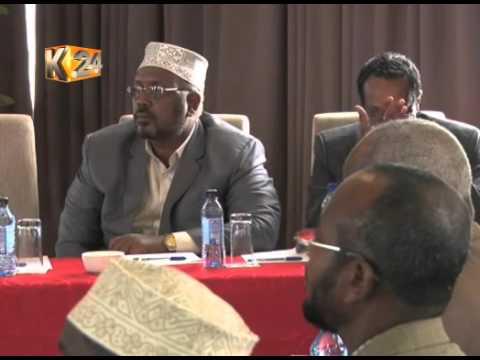 Kenya resumes construction of security wall along Somali border