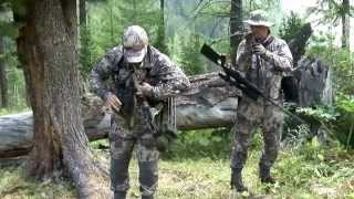 Горный Алтай - охота на козерогов.(, 2014-08-29T16:03:59.000Z)