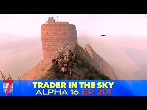7D2D | (201) | Trader in the Sky