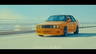 Nick's 1990 BMW E30 M3 | StanceWorks | Funky (4k)