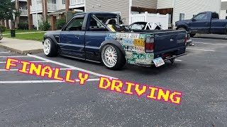 """Overview on the """"finished"""" Drift Truck"""