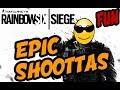 RAINBOW SIX SIEGE EPIC SHOOTTAS FRAGMOVIES
