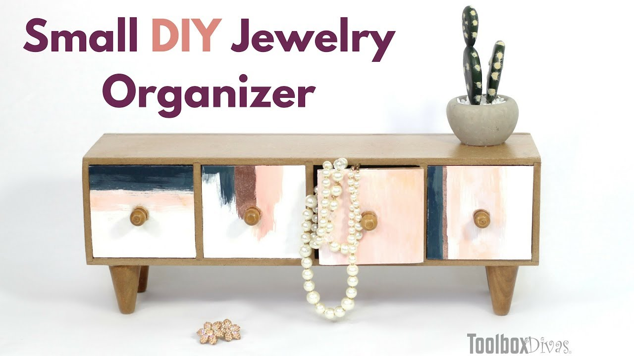 Diy Small Jewelry Box