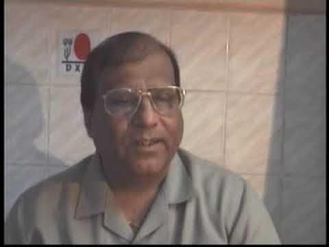 Ganoderma in Disease - DXN Product Testimonial India (HINDI)