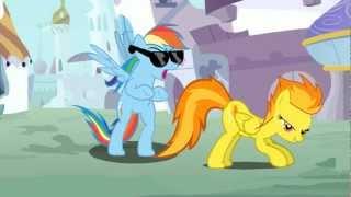 Rainbow Pony Gangnam Style