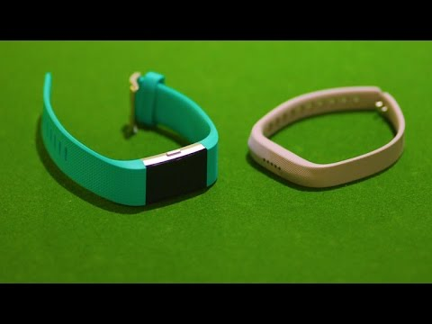 See Fitbit's New Charge 2 And Flex 2 In Action