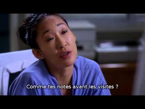 Cristina Yang humiliating her intern - Grey\'s Anatomy 5x05 - YouTube
