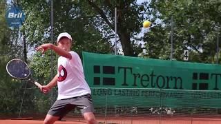 Теннисный лагерь в Чехии в академии тенниса BrilTennis